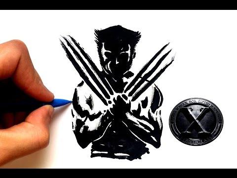 Dessin logan wolverine x men youtube - Wolverine dessin ...