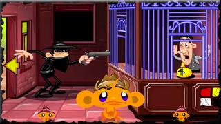 Monkey Go Happy Western 2 Full Game Walkthrough