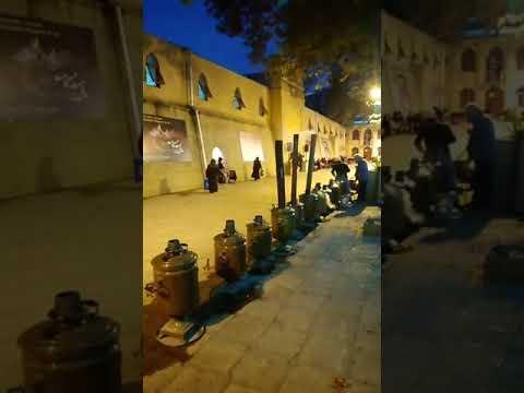 Вечерний азан в Джума мечети г.Дербент. 11.09.2019г.
