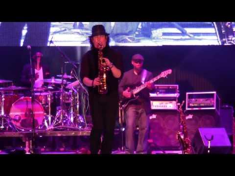 Boney James performs at Seabreeze Jazz Festival 2013