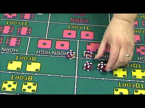 Craps how to make odds bet