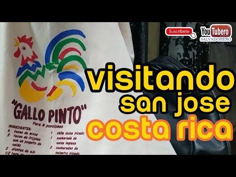 [YOUTUBERO] mercado Municipal de San José Costa Rica PURA VIDA