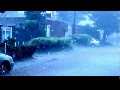 Rain Nairobi