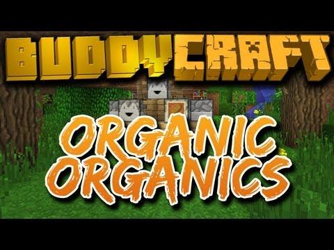 BuddyCraft {EP.7} - Organic Organics!
