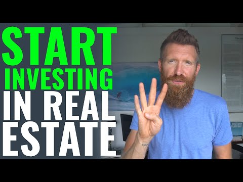 The First 4 Steps To Start Investing In Real Estate