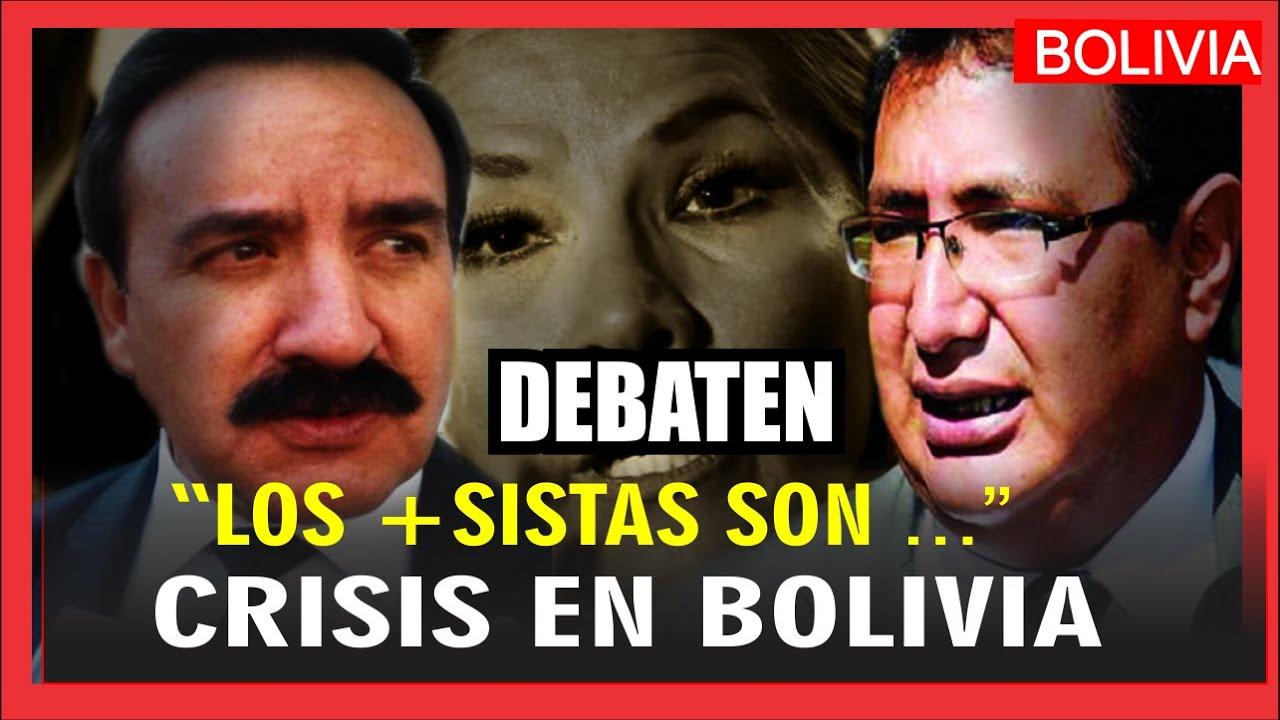 BLOQUEOS EN BOLIVIA: Debaten diputados Amilcar Barral (UDE) Y Víctor Gutíerrez (MAS)