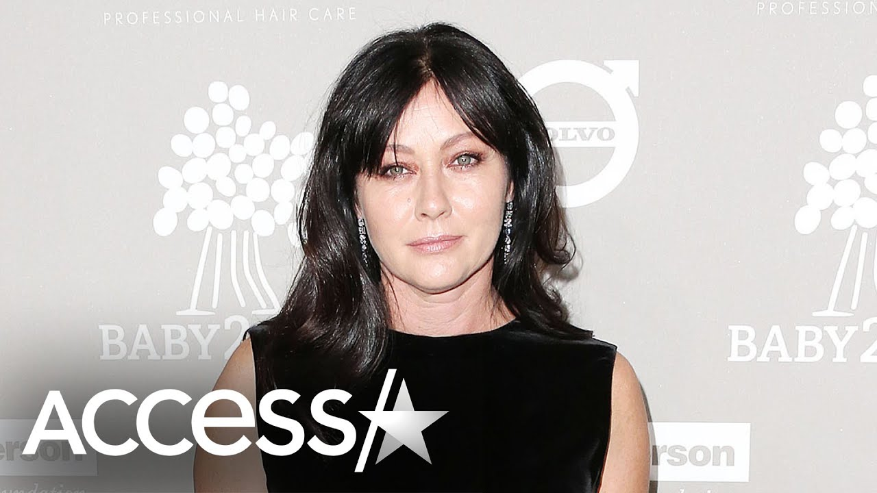 Shannen Doherty Reveals Stage 4 Cancer Diagnosis During Tearful ...