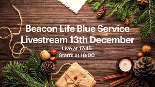 Blue Christmas Service 13th December