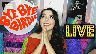 Bye Bye Birdie LIVE!   Dream Cast   Katherine Steele