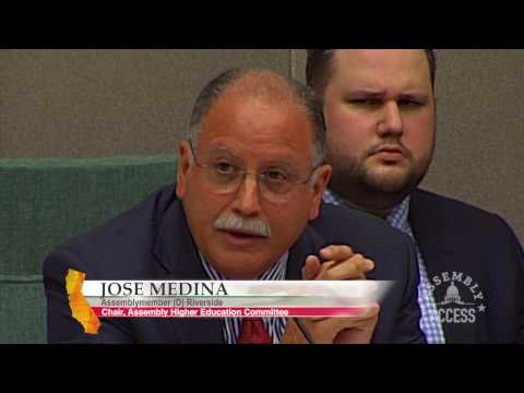 Medina, State Assembly Demand Answers from UC for Hidden $Millions