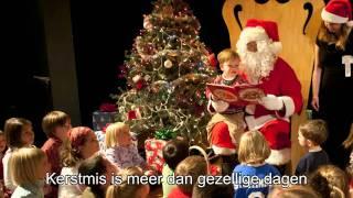Kerstmis is meer (met songtekst)