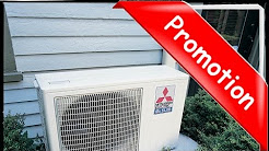 Mitsubishi Air Conditioner ► Ft Lauderdale FL ◄  Mini Split Ductless AC