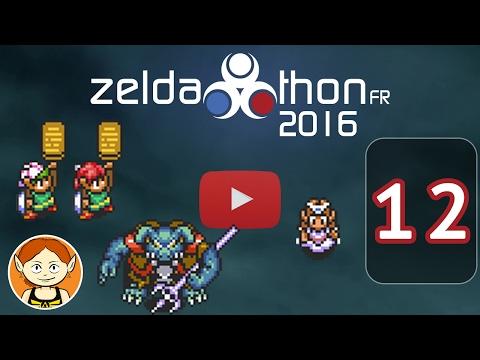 REPLAY // ZeldathonFR 2016 - BS Zelda : Ancient Stone Tablets