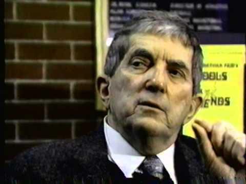 Johnathan Frid Interview, November 11, 1990