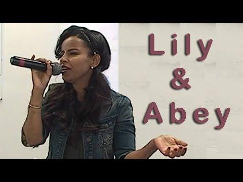 Lily & Pastor Abey CFC London 01/06/14
