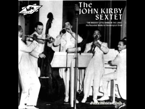 John Kirby  - Beethoven Riffs On (Symphony 7, mvt 2)