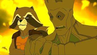Стражи галактики - мультфильм Marvel – серия 12 сезон 2