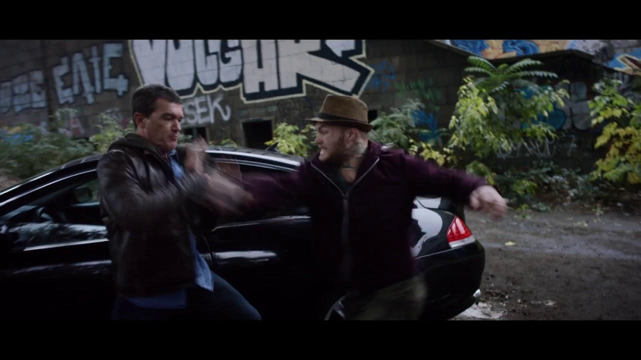 Acts of Vengeance Official Trailer (2017) - Antonio Banderas