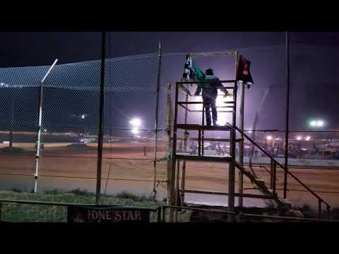 Factory stock feature at 105 speedway at the Texas Grand