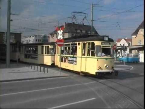 JeNah - Stadtverkehr in Jena im Juli 1998