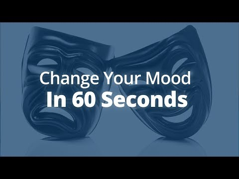 This is actually the Quickest Method to Improve Your Mood