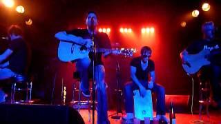"""Crossfade """"Dear Cocaine"""" Acoustic, Chameleon Club, Lancaster, PA 5/28/11 live concert"""