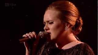 Adele  Someone Like You [Brit Awards Live] HDTV