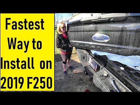 F Tailgate Assist Easiest Quickest install