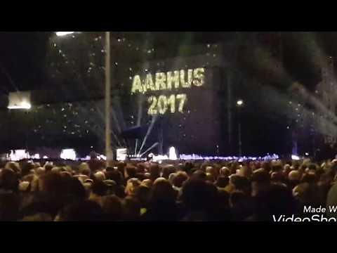 Aarhus European cultural capital 2017; Opening ceremony.
