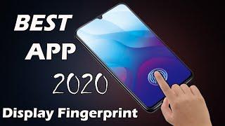 ऐसा ही सबको दिखता है, Mobile app, Display fingerprint Lock (Prank app)  🤔😲 screenshot 5