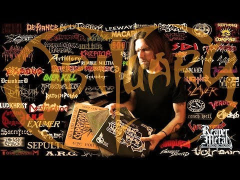 This is how OBITUARY has the BIGGEST band logo