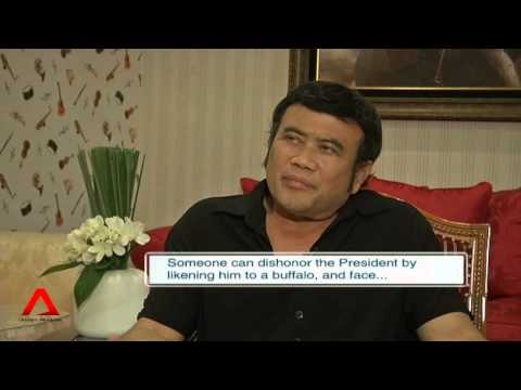 Rhoma Irama- Indonesia's King of Dangdut to run for President