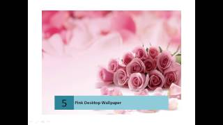 vuclip Pink photos and Pink Desktop Wallpapers