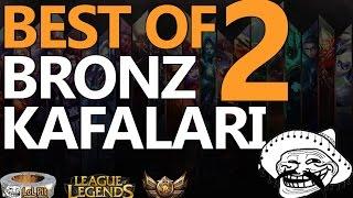 Gelmiş Geçmiş en homik LoL Videosu #2 /  League of legends Türkçe komik anlar