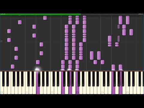 【耳コピ】乃木坂46/シンクロニシティ【ピアノ音アレンジ】