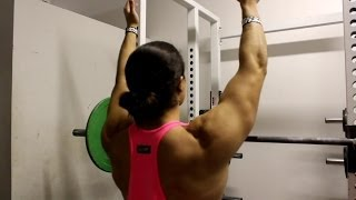 My Favourite TRAP Exercise: The OVERHEAD SHRUG (Hypertrophy + Mobility) thumbnail