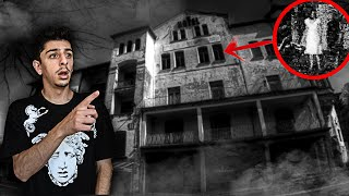 Download Spending 24 Hours in the Most HAUNTED HOTEL in the WORLD! Mp3 and Videos