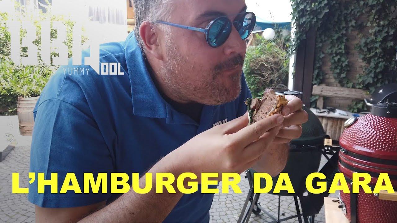 Come si fa un hamburger da gara per ferragosto. Occhio alla sorpresa finale!