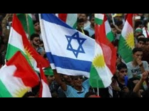SPECIAL REPORT:  Israel lobbying world to support Kurds!