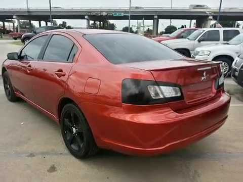 2009 mitsubishi galant es for sales in dallas texas buy here pay here youtube. Black Bedroom Furniture Sets. Home Design Ideas