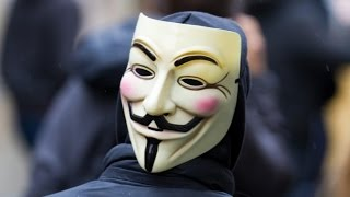 Anonymous - Behind The Mask