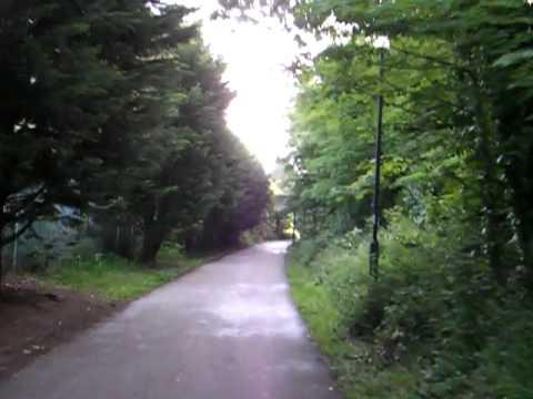 cycle path Cheltenham Honeybourne line disused railway line