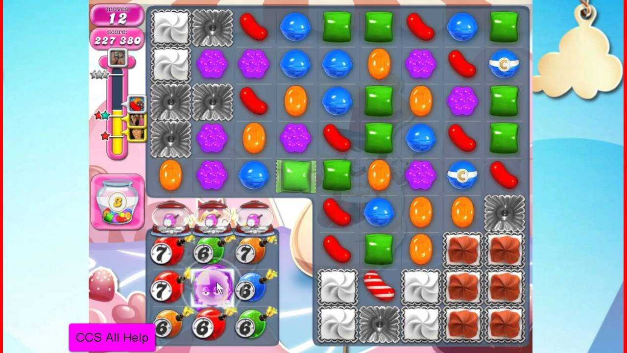 How To Beat Level 33 On Candy Crush Saga Without Boosters Candy ...