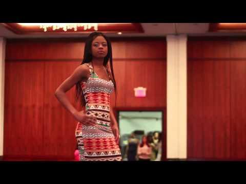 I Am Model Fashion Show Rehearsal