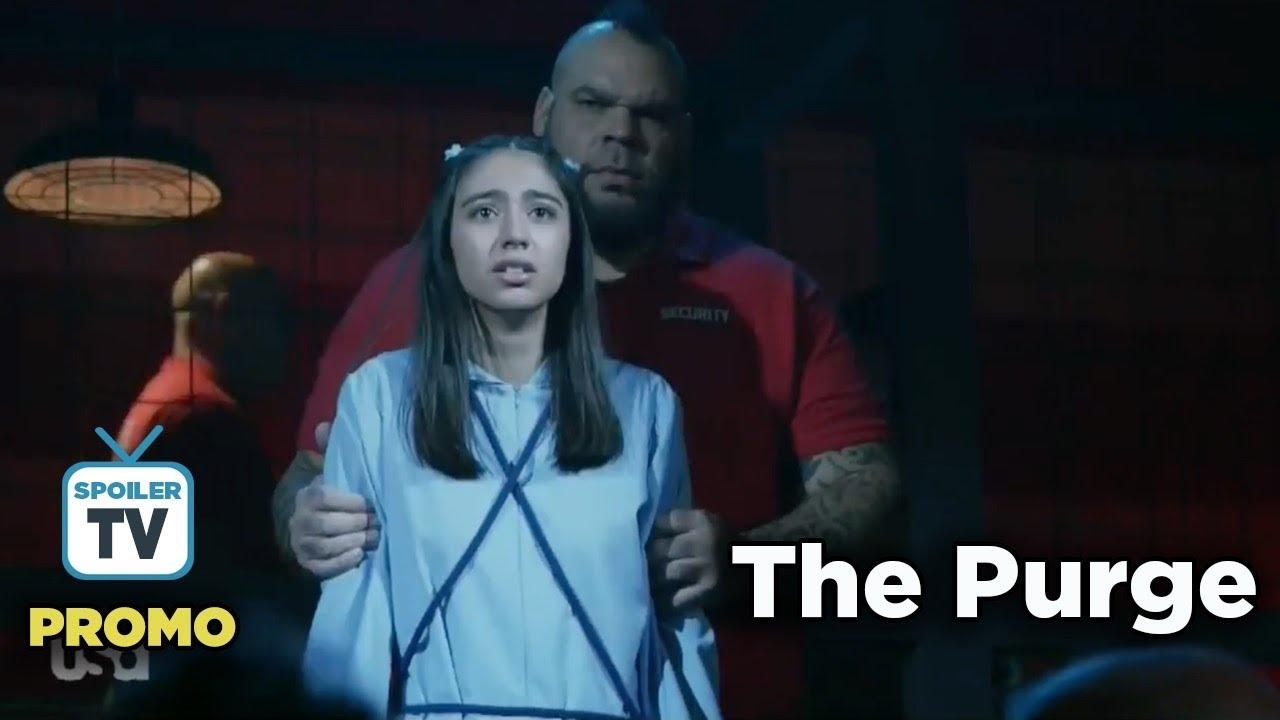 f0c3f69f87b4be The Purge 1x04 Promo