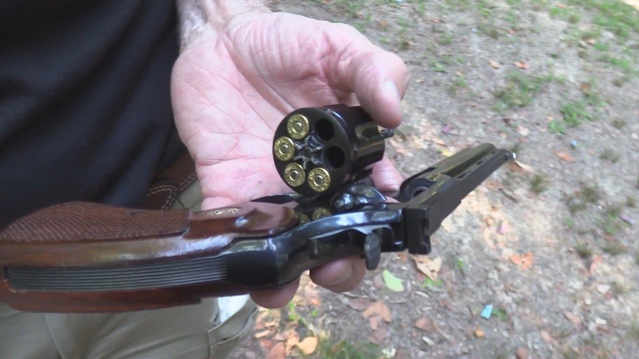 Colt Python Vintage 1981 Range 2
