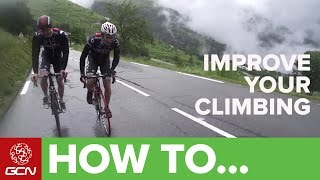 How To Climb Faster For Free - Tips To Improve Your Cycling Technique