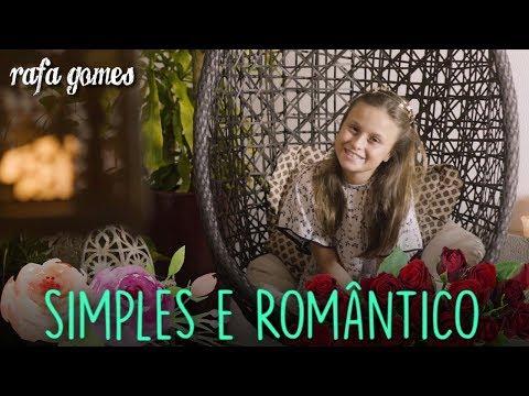 SIMPLES E ROMÂNTICO Nicolas Germano  RAFA GOMES COVER
