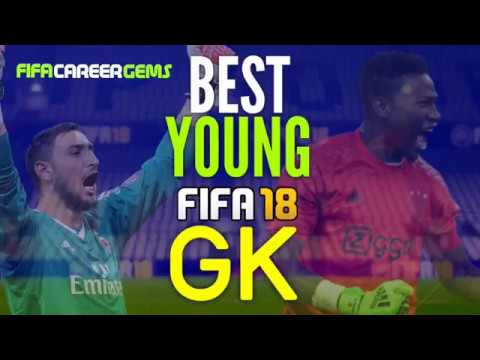 FIFA18: BEST YOUNG GK