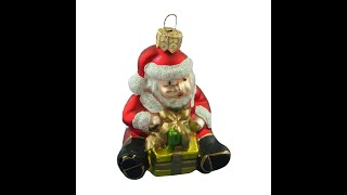 Gambar cover Polish Christmas Ornaments Products Review Glass Handmade Christmas Decorations